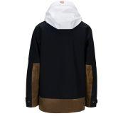 Deck Jacket fra Amundsen Sports til herre i fargen faded navy. Produktbildet viser jakken sett fra baksiden