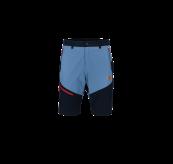 Mens Vipe Shorts i fargen Quiet Harbour fra Tufte Wear. Produktbildet viser shortsen sett forfra