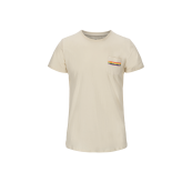 PRIDE tskjorte fra Tufte Wear til herre. Produktbildet viser tskjorten sett forfra