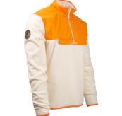 roamer fleece amundsen sports oransje produktbilde fra siden
