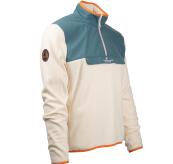 roamer fleece amundsen sports blå produktbilde fra siden