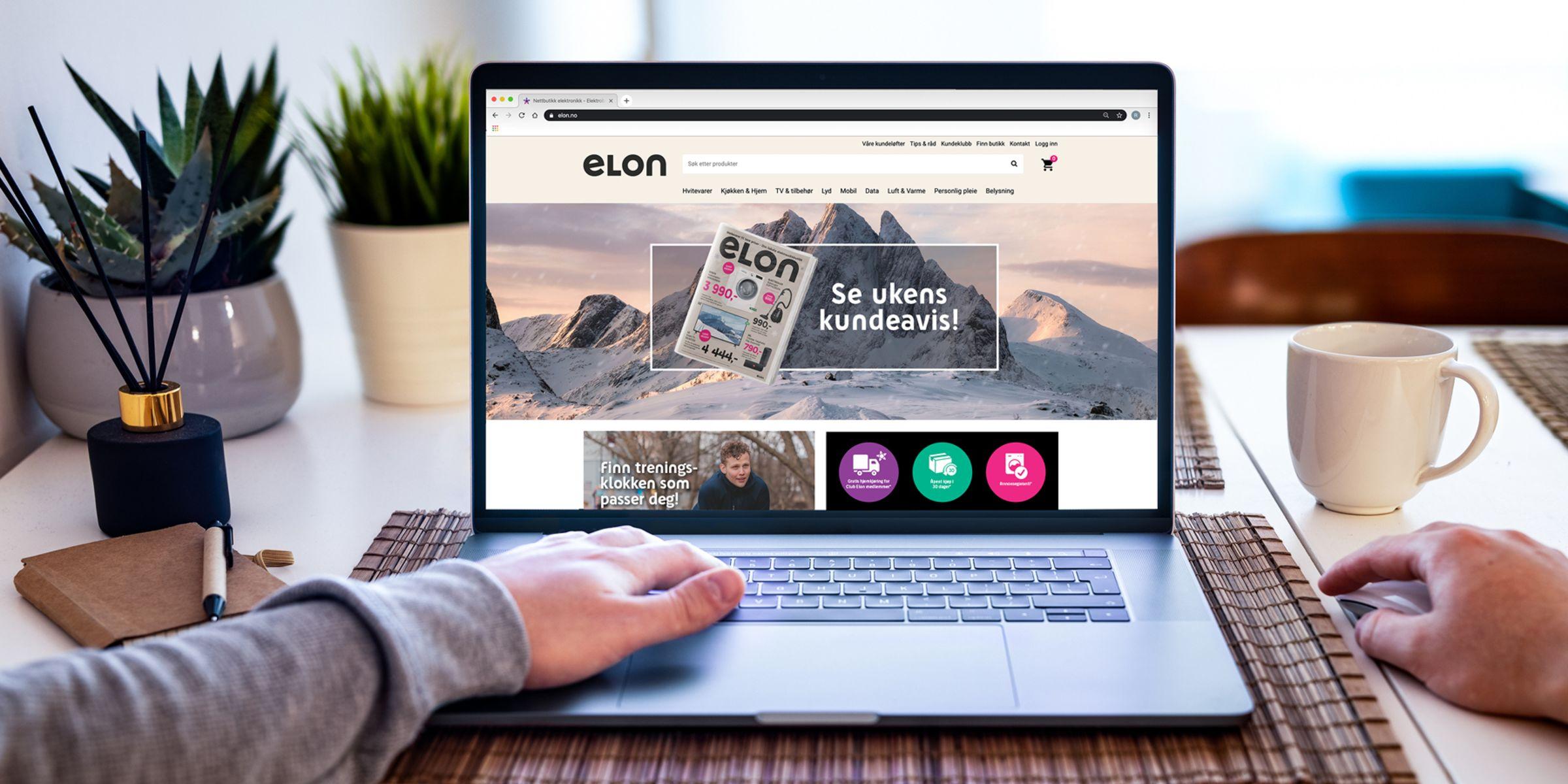 elon kundeklubb og nettside