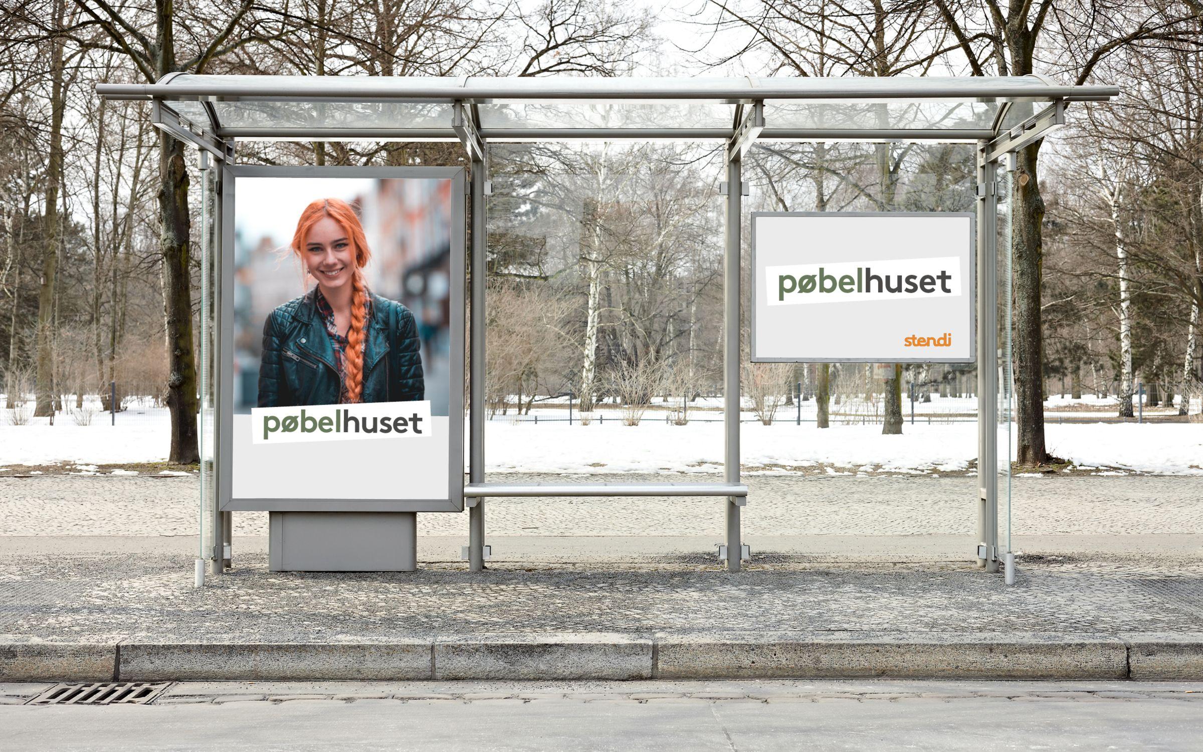 Busstopp pøbelhuset boards