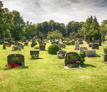 Hvordan kan jeg pynte graven?