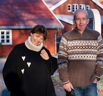 Møt fosterforeldrene Nina og Ola
