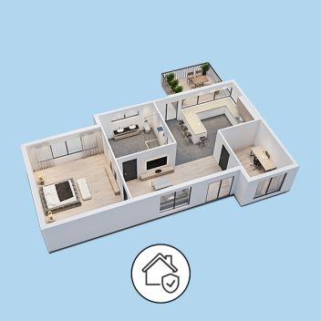 et smartere hjem er et sikrere hjem
