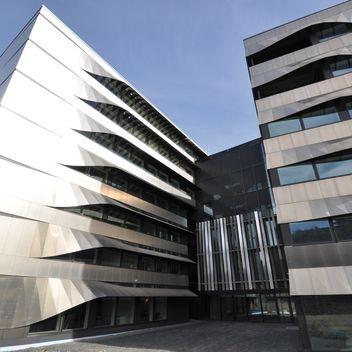 Schneiders kontorbygg på Ryen i Oslo