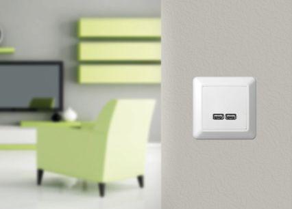 USB-lader – smart og sikker ladning av smarttelefonen