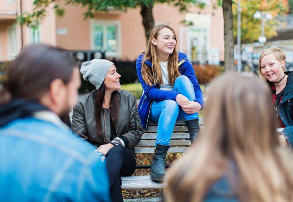 Medarbeidere innen barnevern i Stendi møter ungdommer med et åpent sinn.