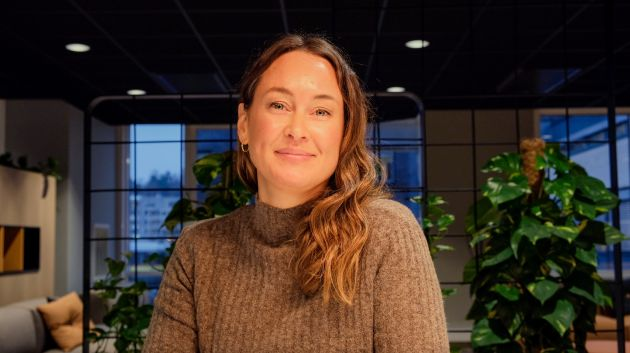 Cathrine Rugås, områdedirektør Stendi Senior