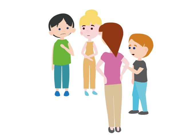 Å sette grenser for barn er en viktig oppgave for foreldre