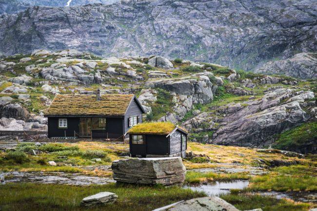 hytte i norge