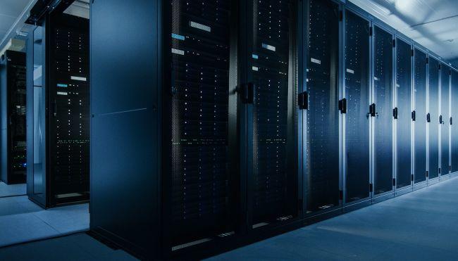 server housing hos snorre data