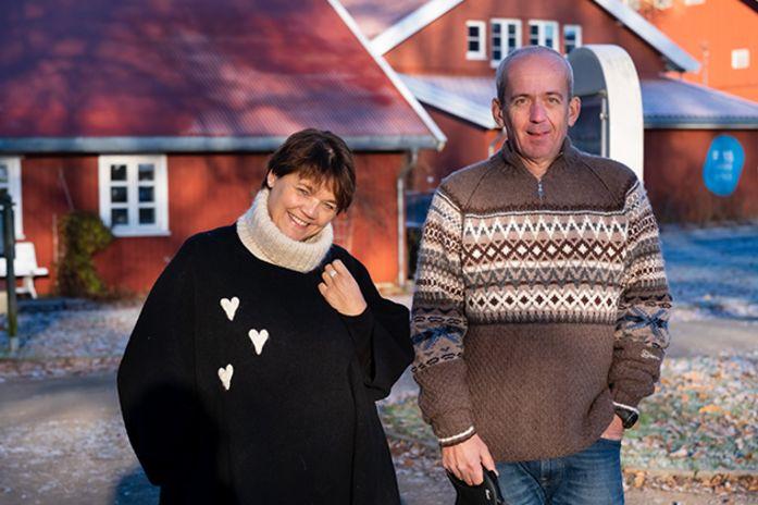 Nina og Ola - fosterforeldre
