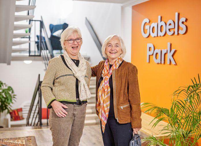 Koselig på Gabels Park