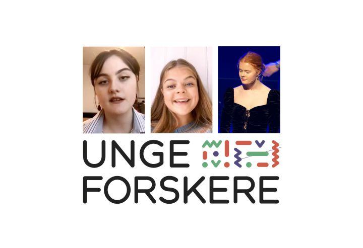 Tre prisvinnere i Unge forskere