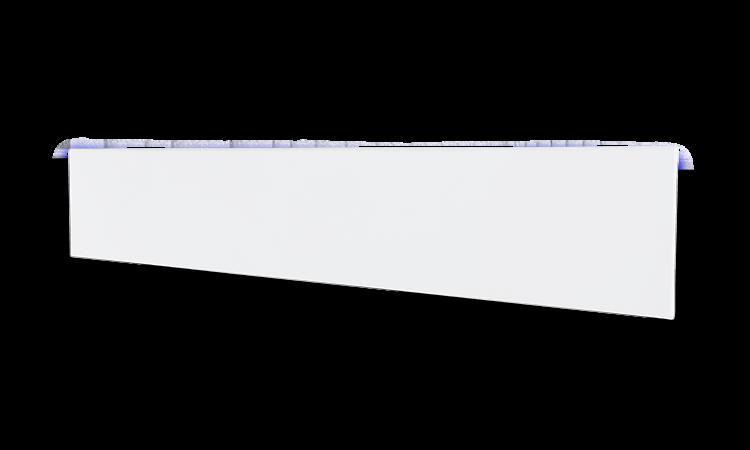 Glamox H40 Lav hvit