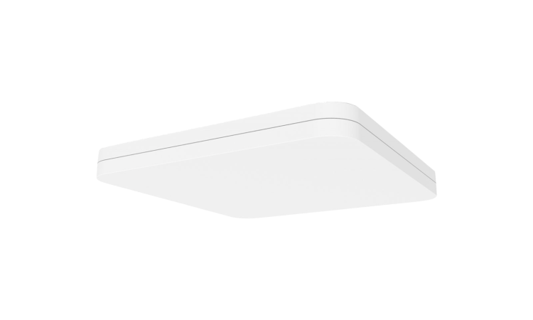 Slice Square 400 PS, pure white (dimmable)