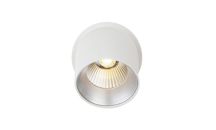 Cup designerdownlight hvit