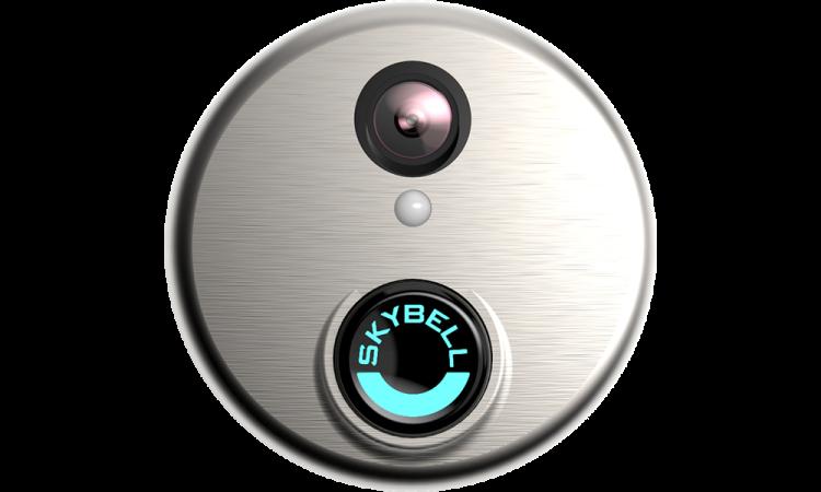 Dørklokkekamera Rund HD