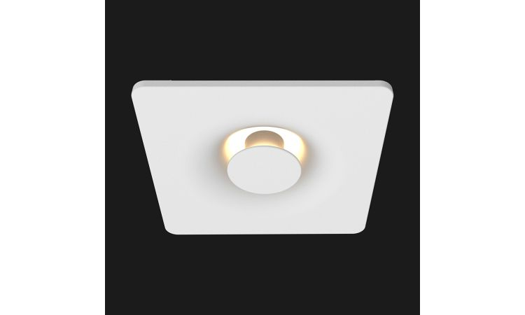 Juno Orientation hvit downlight