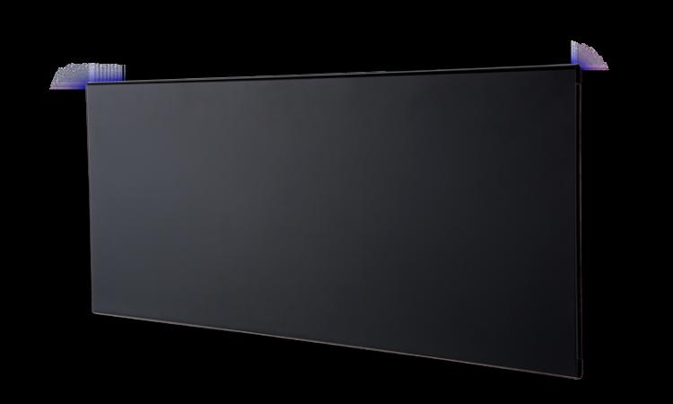 GLAMOX H40 H 08 230V Sort