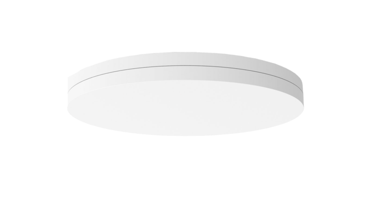 Slice Circle 400 PS, pure white (dimmable)