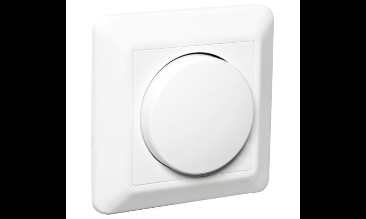 RS16/316 dimmer ELKO en og topol hvit