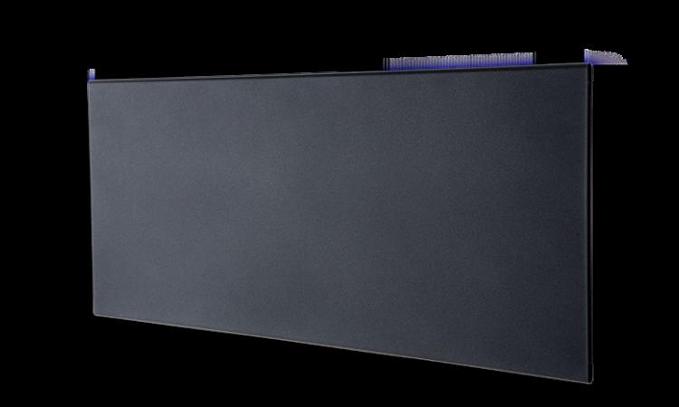 GLAMOX H40 H 08 230V Grå