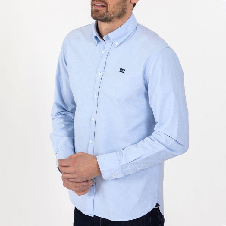 Oxford Classic skjorte lysblå | Oslo Flaggfabrikk