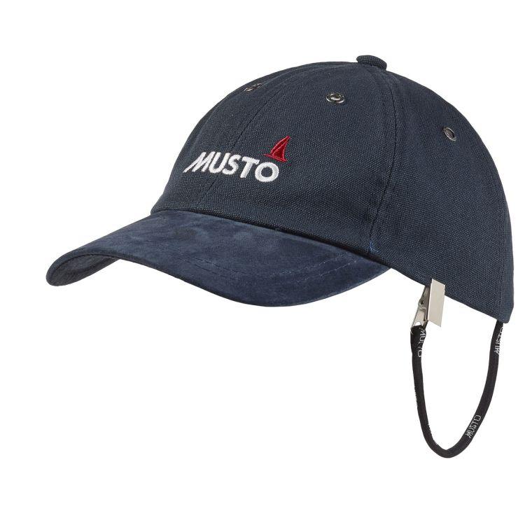 Musto original crew cap blå