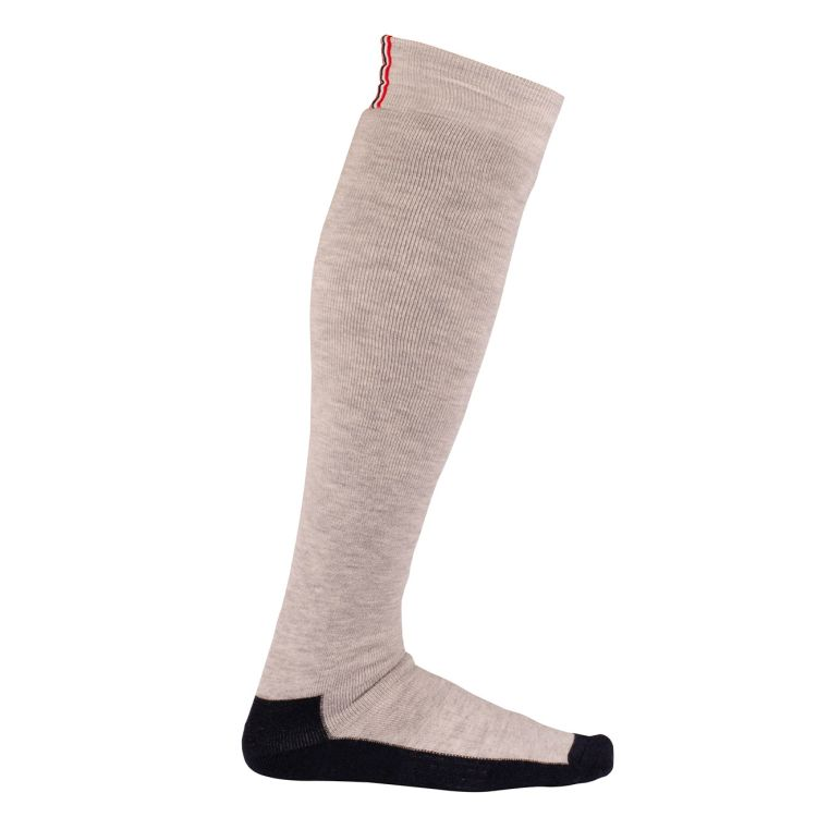 comfy sock fra Amundsen Sports i fargen light grey. Produktbilde