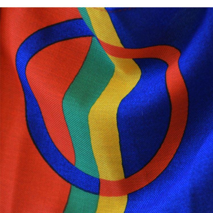 bilde av samisk føagg - nærbilde av design