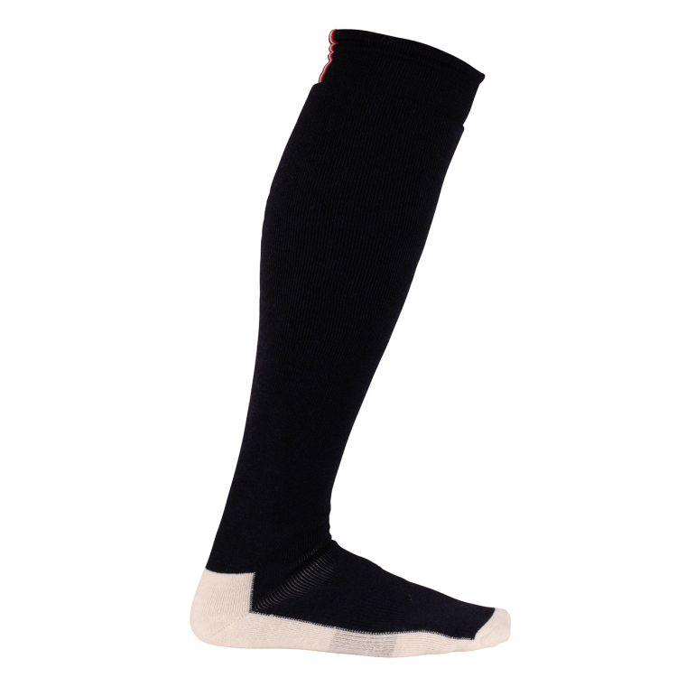 comfy sock fra Amundsen Sports i fargen faded navy. Produktbilde