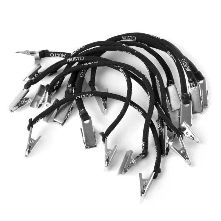 musto retainer caps clips