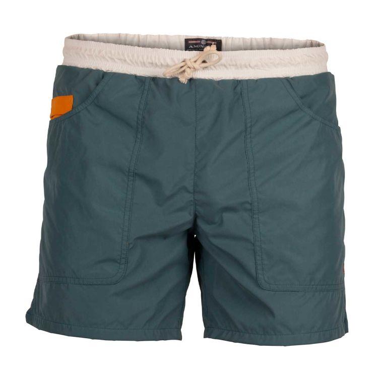 6 Incher Dipper shorts til herre fra amundsen sports i fargen Faded Blue. produktbildet viser shortsen sett forfra