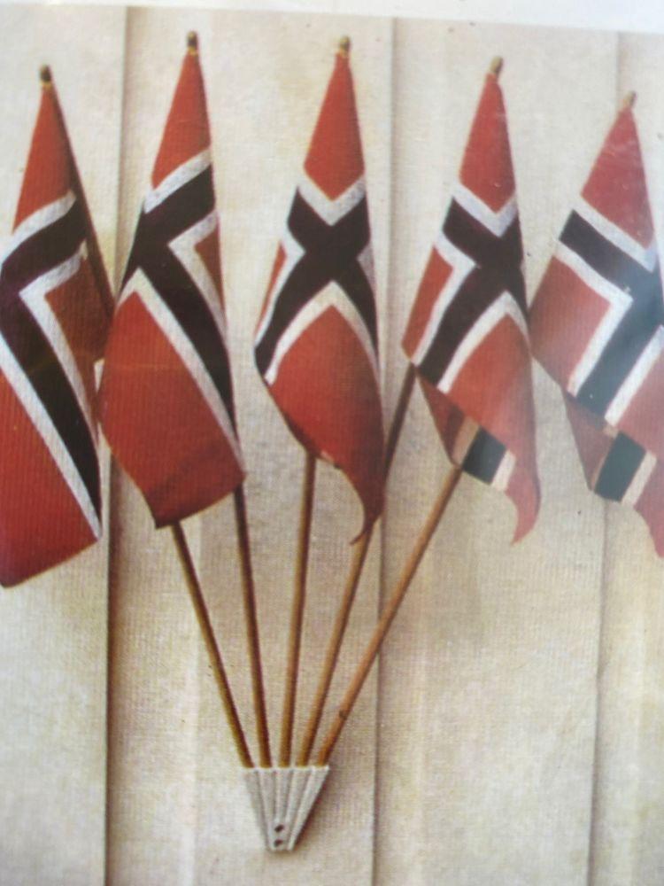 flaggholder til 17.maiflagg