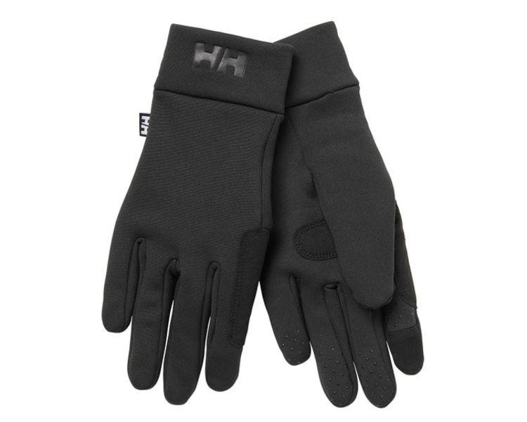 HH Fleece Touch Glove Liner Black