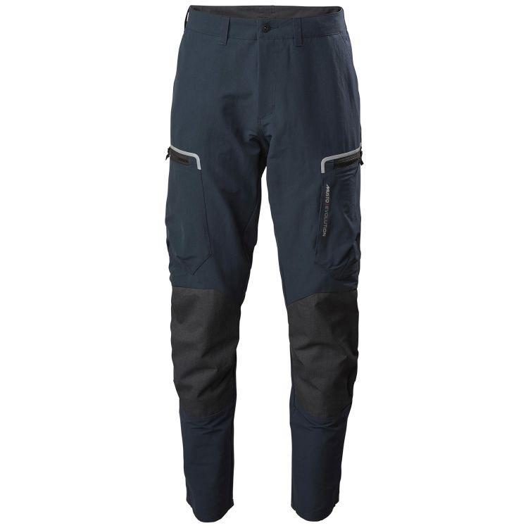 Evo Performance Trousers fra Musto i fargen true navy til herre. Produktbildet viser buksen sett forfra