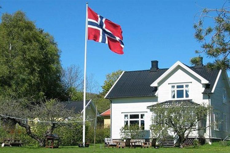 flaggstang norsk vimpel