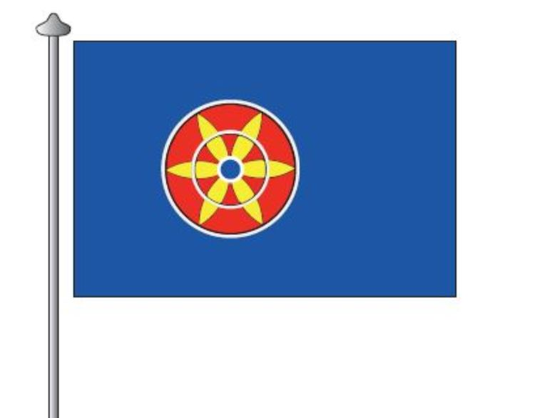 Kvensk bordflagg