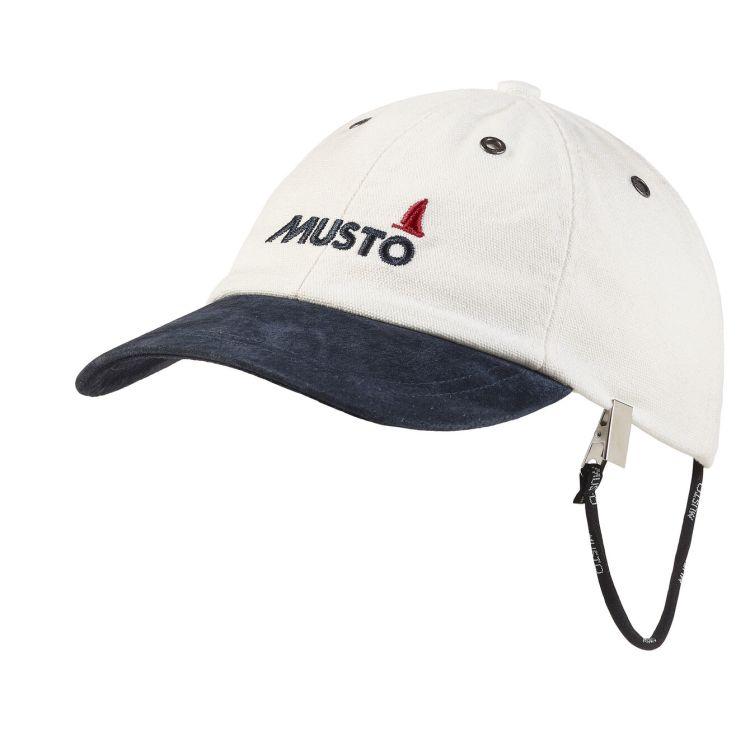 Musto original crew cap hvit