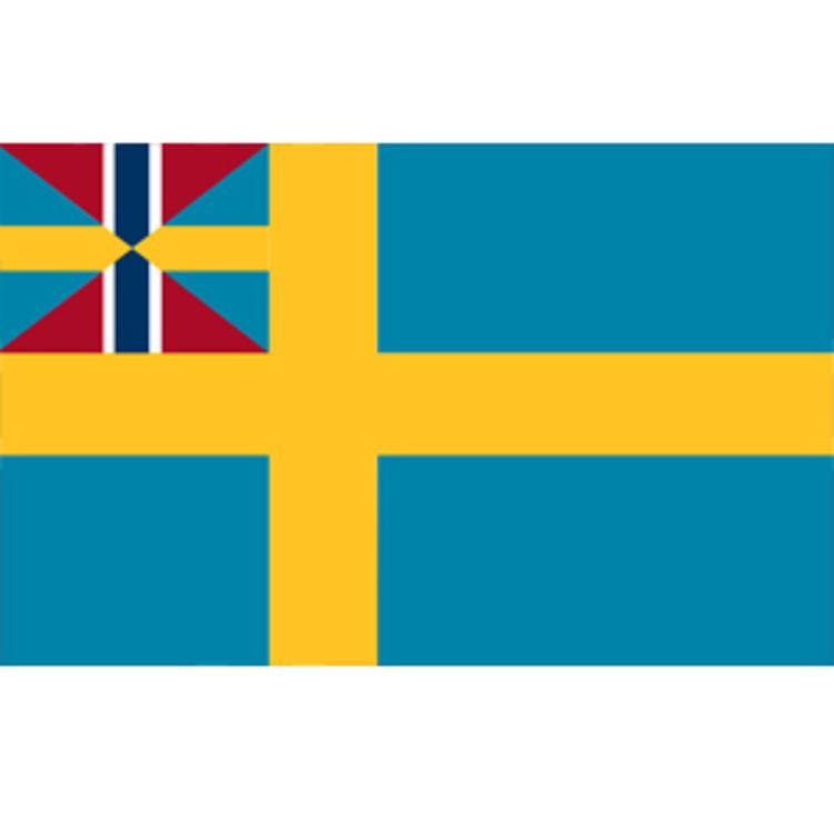 unionsflagg sverige