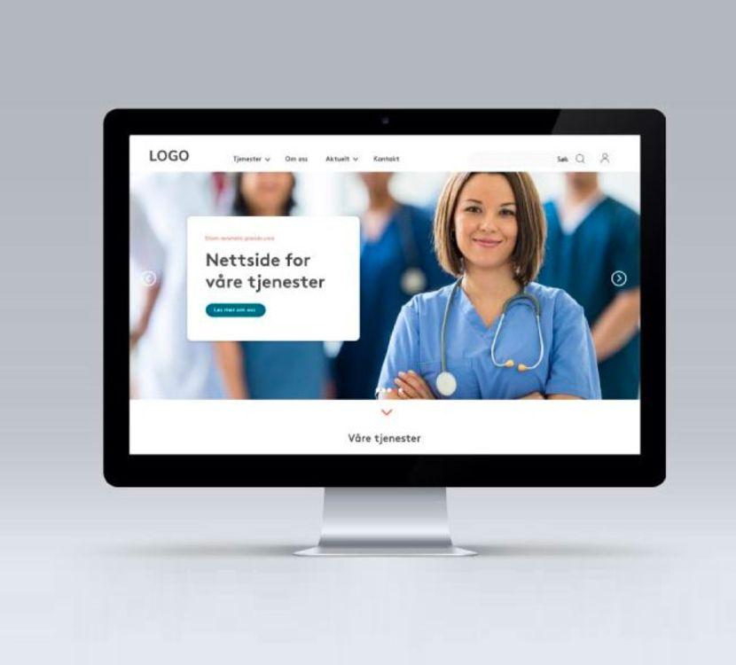 Trenger du ny nettside eller nettbutikk?