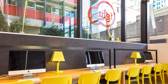Iglu enhances cool reputation for student residence safety with connected door locks over Wi-Fi using Ruckus IoT Suite