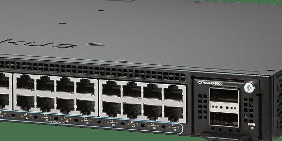 Ruckus ICX 7650