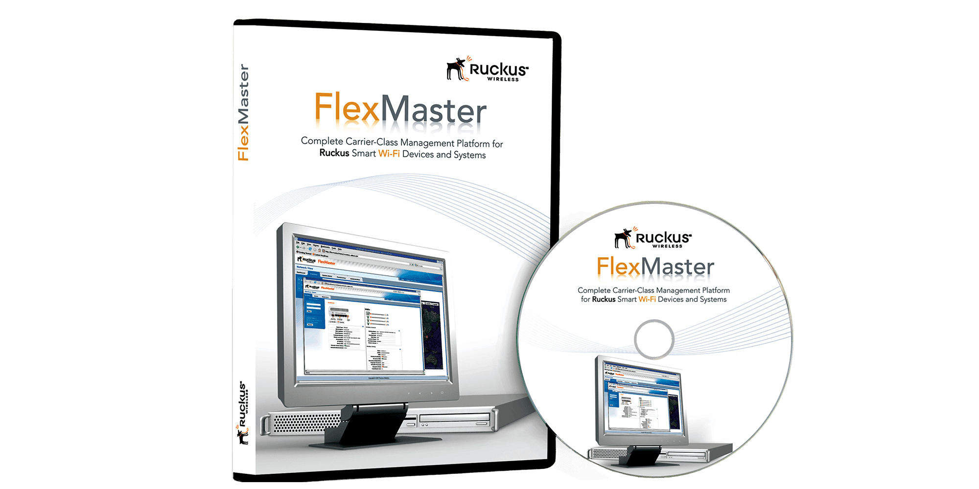 ... IP network — with FlexMaster. It's a complete management platform for  building and managing Enterprise and Carrier-Grade Wi-Fi Service  Infrastructures.