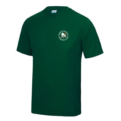 Forest Of Dean Athletic Club Cotton T-shirt