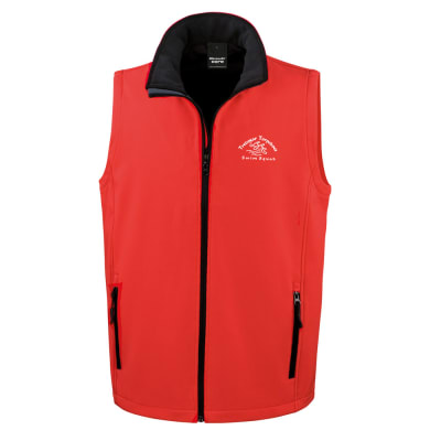Torpedoes Soft Shell Men Gilet
