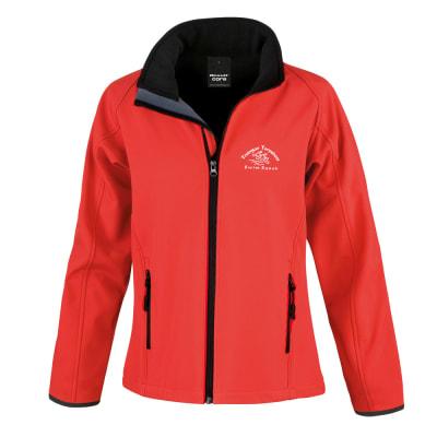 Torpedoes Soft Shell Womens Jacket